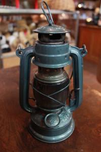 古道具 ランプ