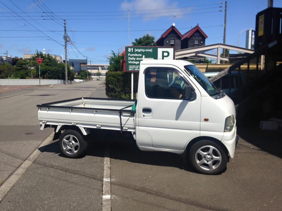 札幌軽トラック買取