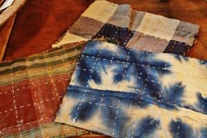 81刺し子雑巾