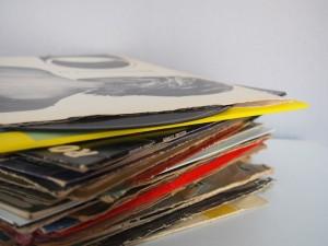 レコード回収
