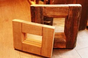 81鏡木製フレーム