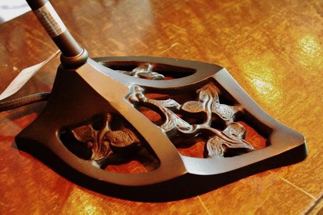 81ガレ コレクション アカネライティング テーブルライト 真鍮