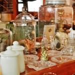 81ガラス食器 ガラス雑貨 キャニスター ガラス ファイヤーキング カップ ボウル マグ