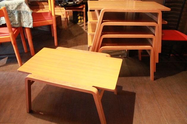 81天童木工テーブル