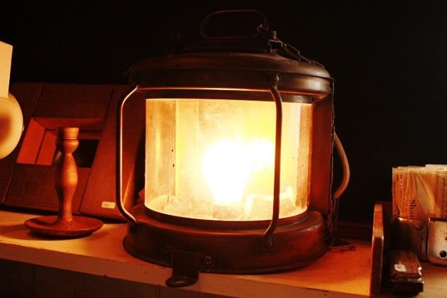 81照明 船用ライト 日本船 船尾灯 甲種船尾灯