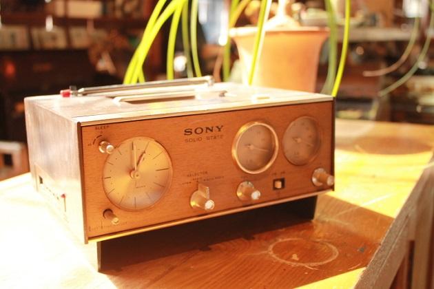 81SONYラジオ