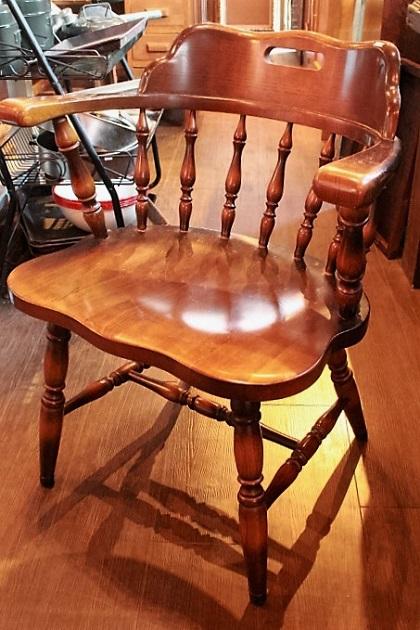 81 キツツキ 飛騨産業 ダイニングチェア 椅子
