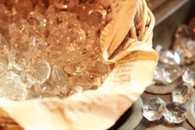 81 シャンデリア パーツ ガラス