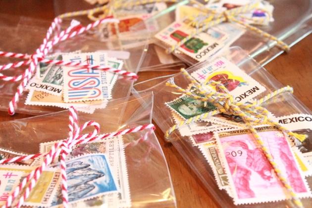81 古い切手 ビンテージ 海外の切手