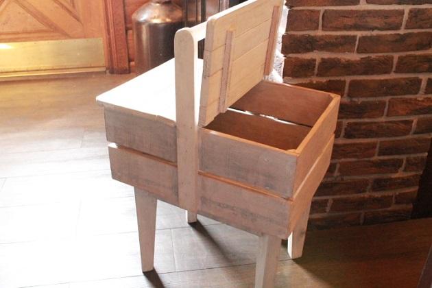 木製ボックス81