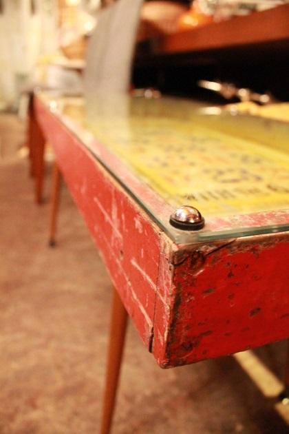 イギリスアンティーク テーブル