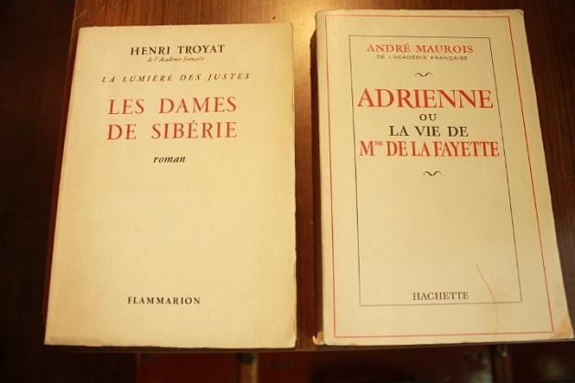81フランス語の本