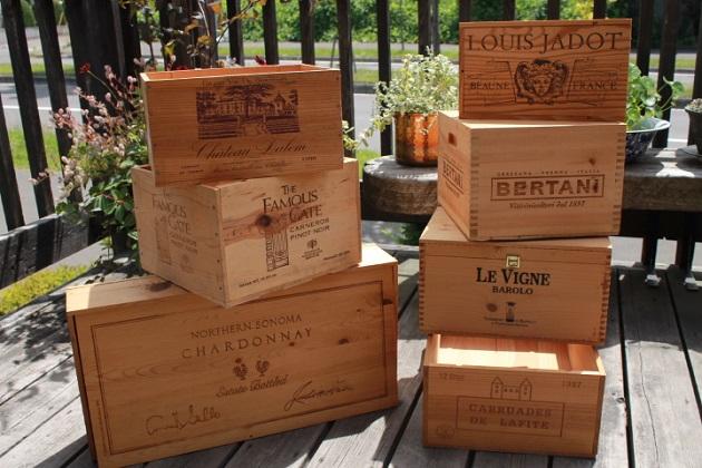 木箱 ワインBOX