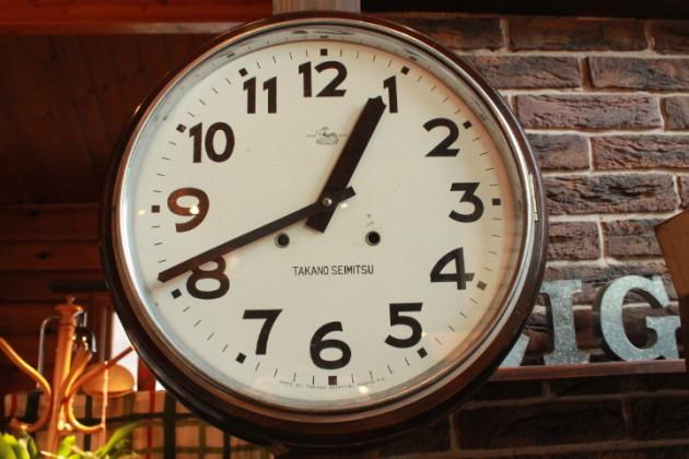 高野精密工業 掛時計