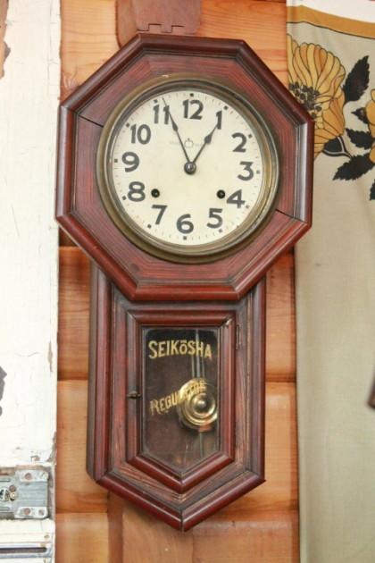 セイコウ 振子時計