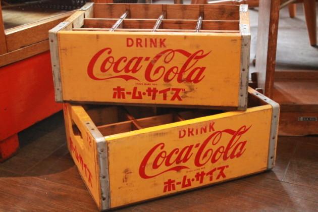 コカ・コーラ ボトルケース