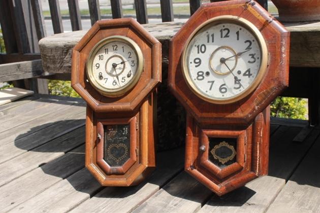 81振り子時計