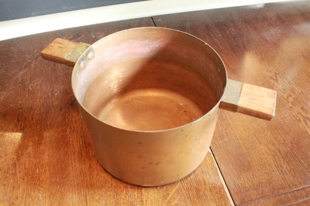 81銅製鍋