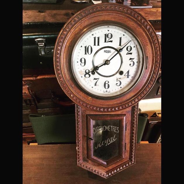 81ヴィンテージ時計