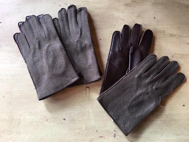 フランス軍 グローブ 手袋