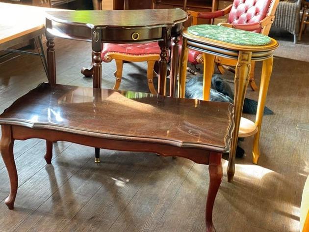 81サイドテーブル・ソファテーブル・コンソールテーブル