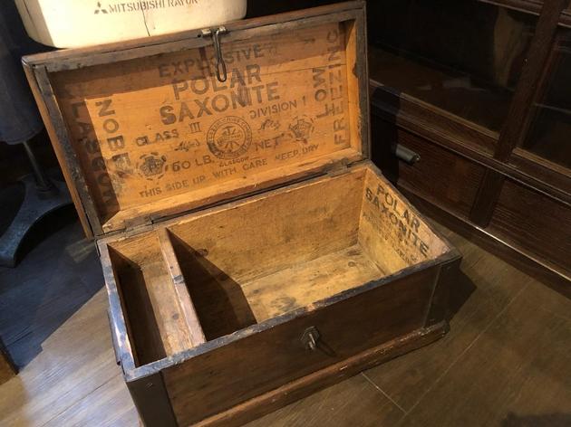 ウッドボックス木箱