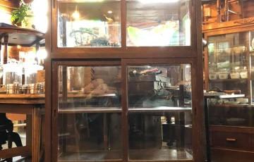 ガラス棚 ガラスケース