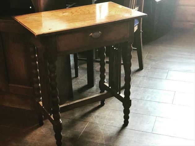 サイドテーブル ミラー