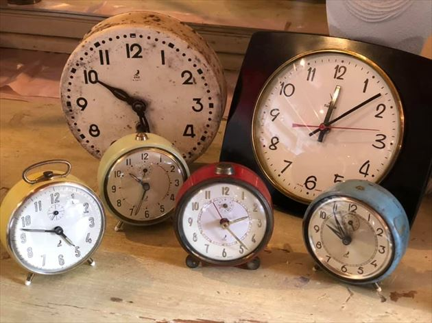 813/4フランスjaz社時計