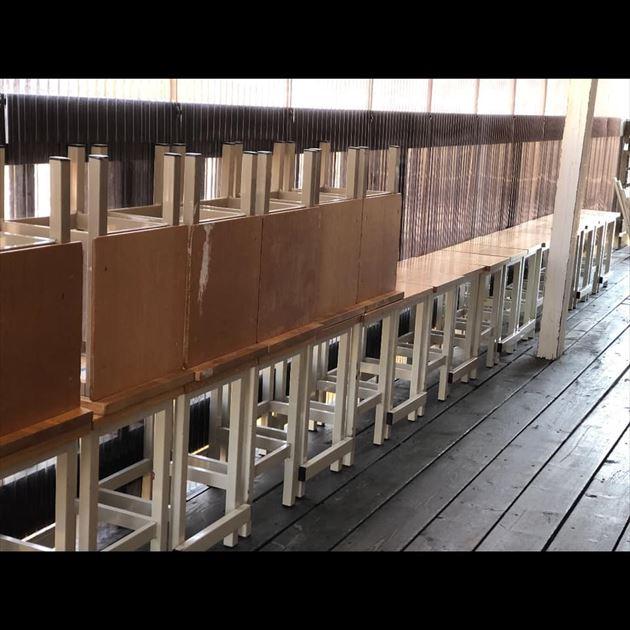 4/27木工室の椅子